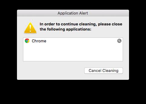 Running applications