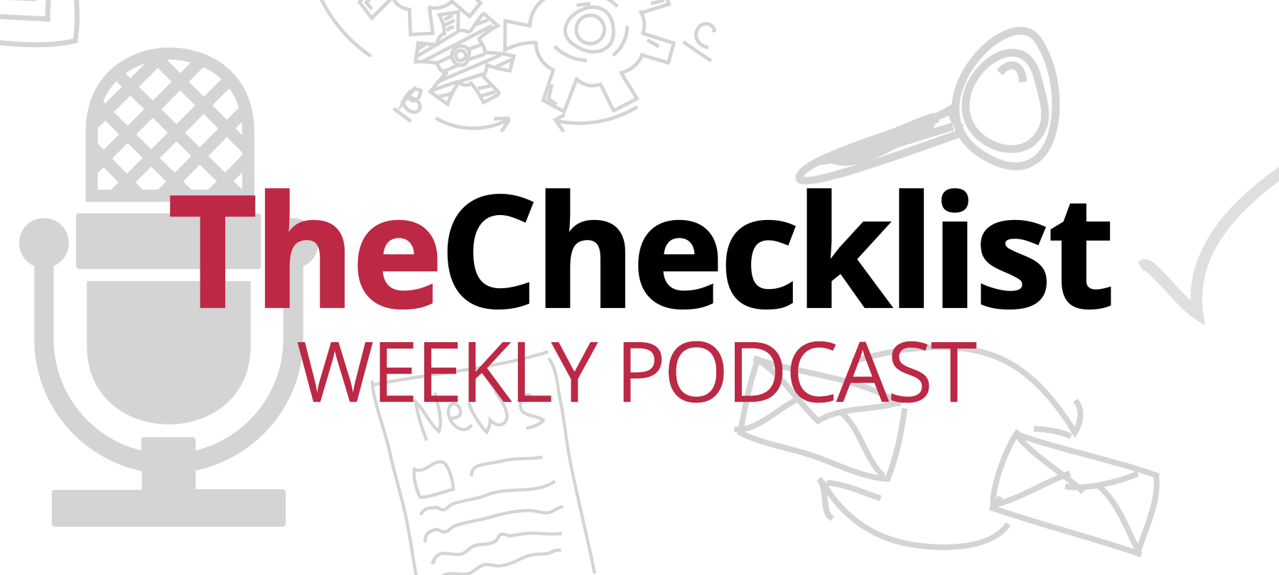 Episode: Checklist 132: Soup, Salad, and a Security Breach